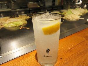 14レモン酎ハイ420円@たいちゃん