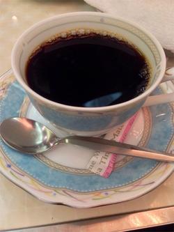 10コーヒー450円@純喫茶アメリカン