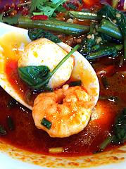 ランチ:トムヤム麺具@タイ料理レストラン・バンダル・天神西通り