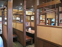13店内:半個室感覚@大衆居食家しょうき・半道橋店