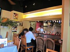 店内:カウンター席@カオサン・タイ料理・薬院