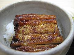 18和食・鰻:うな重ミニ@中洲しか野・う奈ぎ(うなぎ)道場・松戸