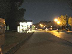 外観:遠くから@スターバックスコーヒー福岡大濠公園店