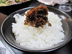 14ランチ:小ライス150円@ラーメン・麺屋一矢・住吉店