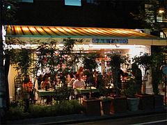 外観:夜@Pizzeria Da Gaetano(ピッツェリア・ダ・ガエターノ)・薬院・福岡
