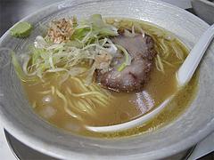 料理:節道ラーメン550円@節道・春日