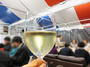 17白ワイン@フレンチ屋台総州