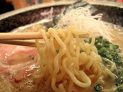 ランチ:魚介とんこつラーメン麺@あずみ(赤坂井田らーめん)・対馬小路