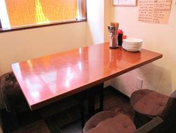 3テーブル席@ゆうちゃん