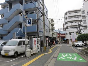 18駐車場@のらり食堂・アルク