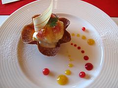 料理:果実の宴アップ@カフェ・レーブ・ド・べべ・小郡