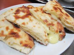14チーズナン180円@シブシャンカル城西店