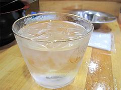 料理:芋焼酎水割り380円@一竜・川端商店街