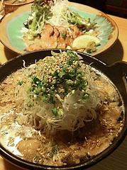 居酒屋:牛スジと大根の煮込み@照(てら)・春吉店