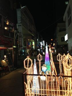 11久留米商店街@赤垣屋