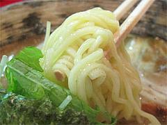 料理:節らーめん麺(味玉ラーメン)@豚と節家