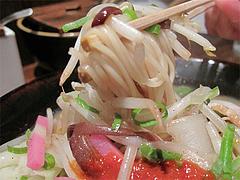 料理:やさいらーめん麺@ろくの家大黒・小倉