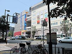1外観:ダイエーショッパーズ福岡@銀の月・天神本店