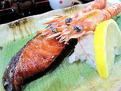料理:焼物@鮨あつ賀・渡辺通・福岡