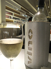 料理:白ワインボトル@オイスターバー・キャナルシティ博多・福岡
