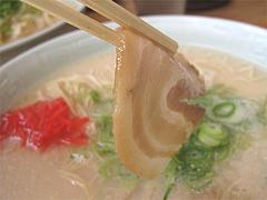 料理:ラーメンチャーシュー@博多濃麻呂・東比恵店