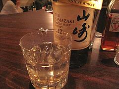 10バー:ウイスキー・キープ・山崎@イタリアン・ワインバー・SUGIYA(スギヤ)・赤坂