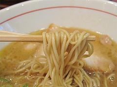 料理:とんこつらーめん麺@とうや味・中州