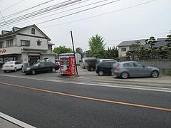 15外観:駐車場@一九ラーメン・老司店
