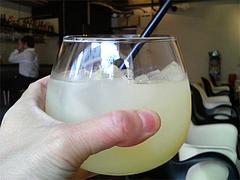 グレープフルーツジュース@ERBA LUNCH CAFE(エルバ ランチ カフェ)