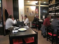 2店内:テーブル席@焼鳥・赤兵衛・姪浜・居酒屋