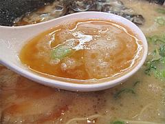 料理:ラーメン・こく味スープ@ラーメン龍の家・春日下白水店