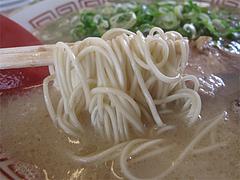 9ランチ:ラーメン麺カタ@七福亭ラーメン
