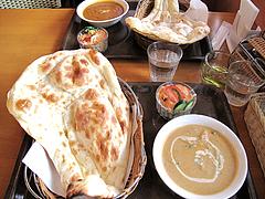 料理:ベジタブルカレー650円@インドレストラン・タージ・大橋