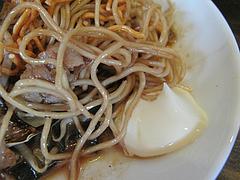 11ランチ:焼きラーメン・マヨネーズ@屋台KENZO Cafe(ケンゾーカフェ)・きたなトラン