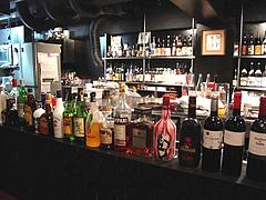 店内:お酒@カフェ&バーGEPPO(ゲッポ)・白金玄歩