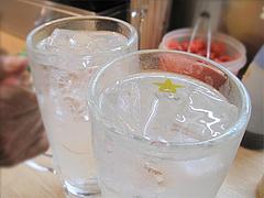 6居酒屋:芋ジョッキ@長浜屋台やまちゃん・福岡中州店