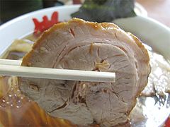 料理:正油ラーメン叉焼@めんとく屋
