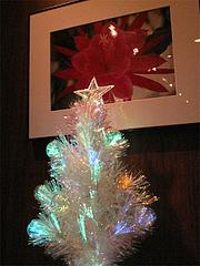 店内:クリスマス@バー倉吉(くらよし)