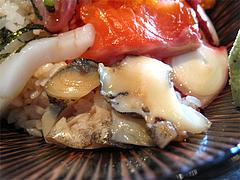 料理:海鮮丼の具@博多煮込み・うみくま家・大手門