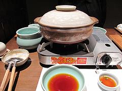 料理:河豚コース鍋@一椿・和(なごみ・NAGOMI)・小倉
