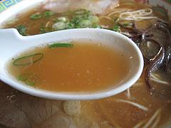 料理:ラーメンスープ@横綱ラーメン・福重