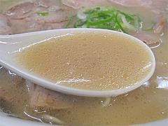 7ランチ:チャーシューメンスープ@博多ラーメン膳・天神メディアモール店