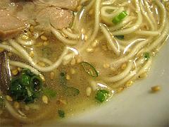 料理:ラーメンスープ@屋台・新妻・天神・福たび