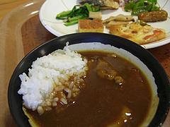 9ランチ:バイキング5カレー@JAにじ・耳納の里・バイキングレストラン夢キッチン