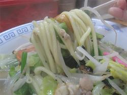 11チャンポン麺@ラーメン九州