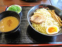 料理:つけ麺680円(麺中盛り・あつもり)@味千拉麺・福岡東店・楽一街道箱崎店