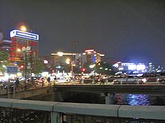 1中洲の夜景@中洲・博多のおでん