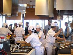 厨房@丸亀製麺