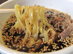 10特製平打ち麺@肉そば喰海