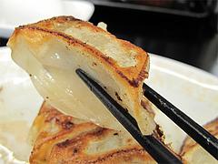 料理:【平日限定】餃子サイズ@昇龍ラーメン博多本店・箱崎